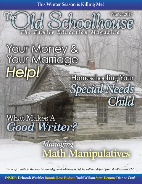The Old Schoolhouse Magazine - Winter 2017