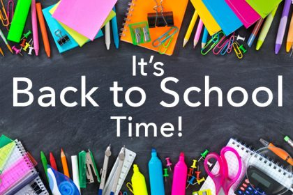 Four Back to School Tips for Homeschoolers
