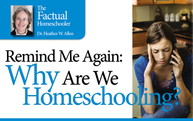 yes, homeschooling can be tough, but don't give up