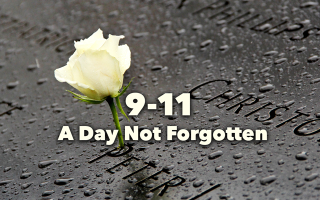 let 9-11 be remembered