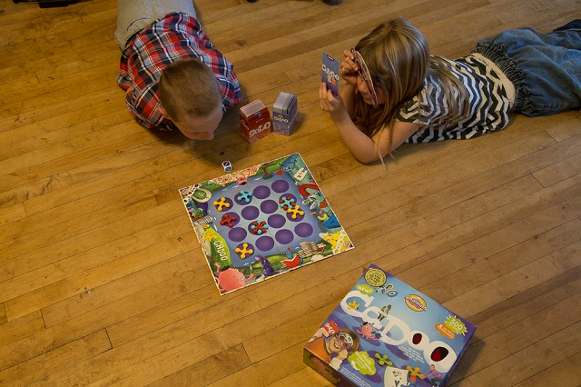 board games in your homeschool
