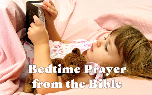 pray with your kids