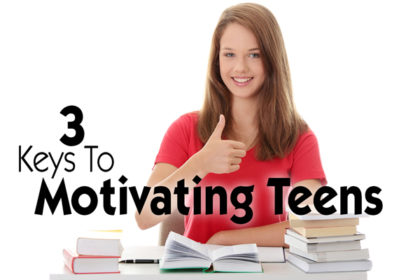motivate your teen