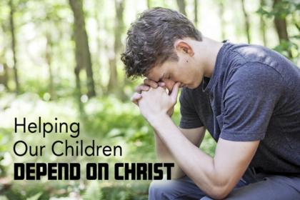 depend on christ