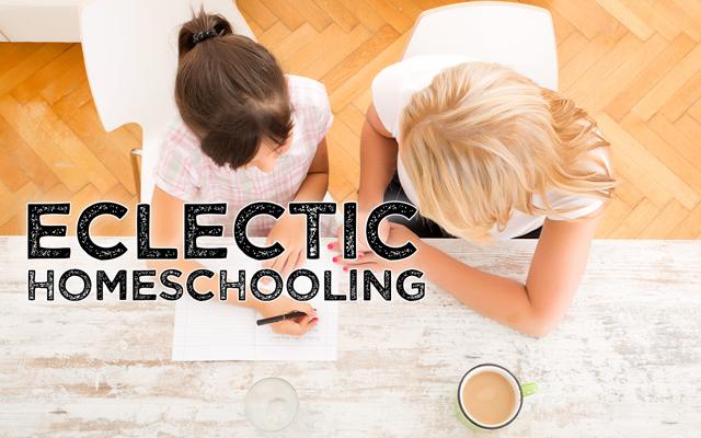 eclectic homeschooler