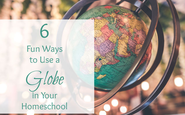 use a globe
