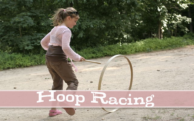 hoop racing