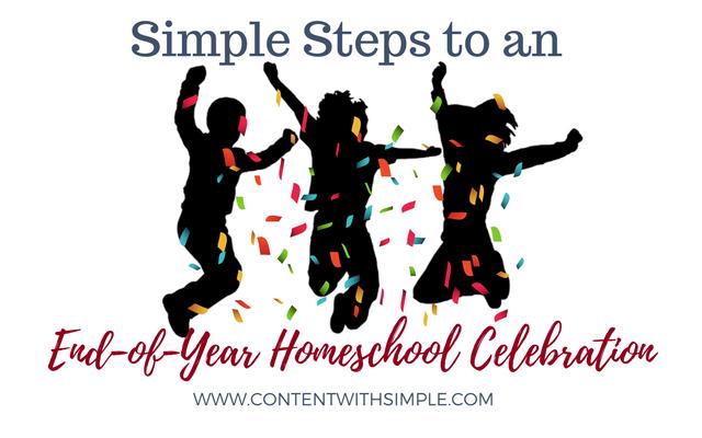 homeschool celebration