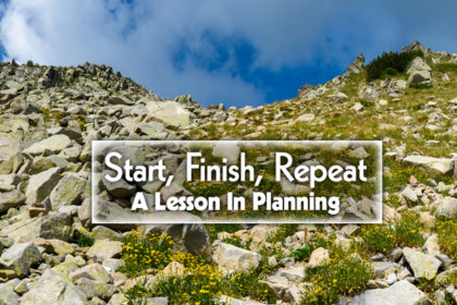 planning and diligence