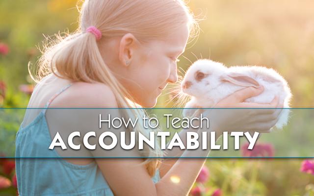 teach accountability