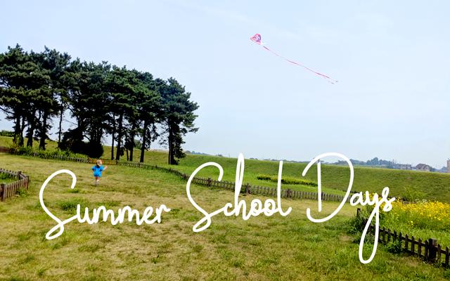 summer school days