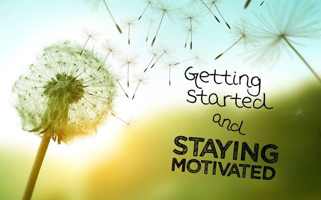 staying motivated