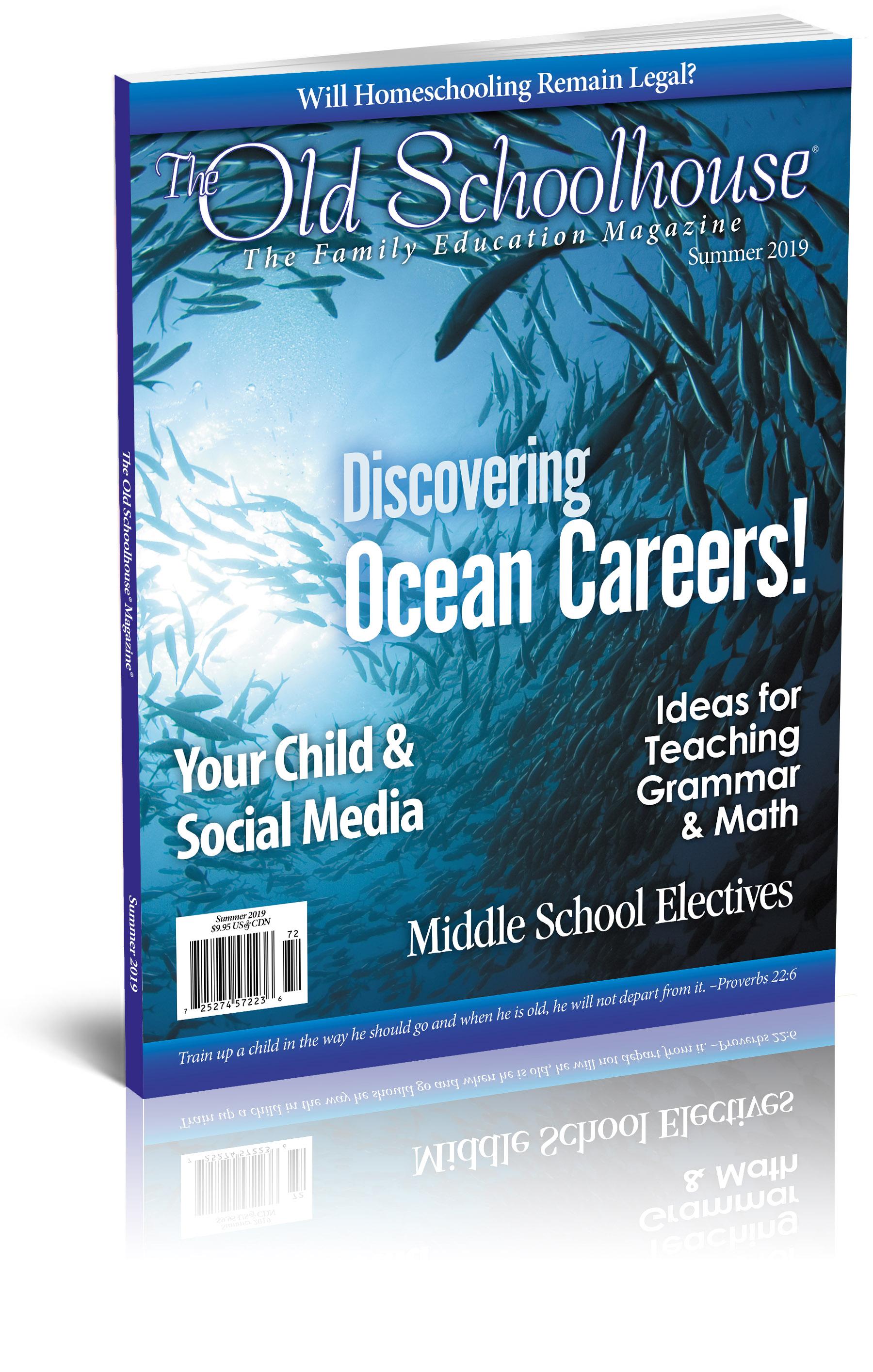 school magazine theme ideas