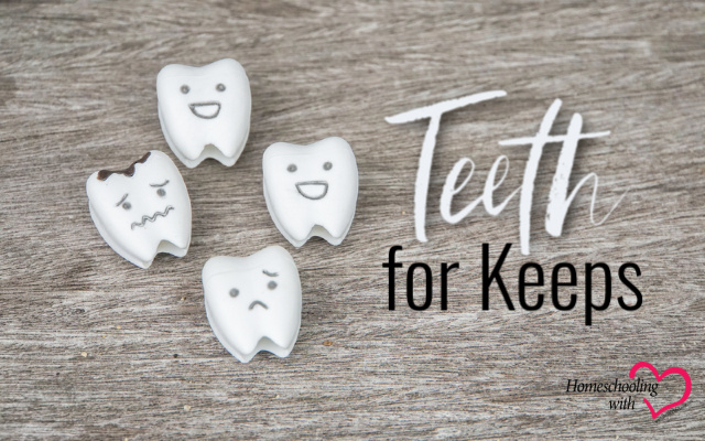 teeth for keeps