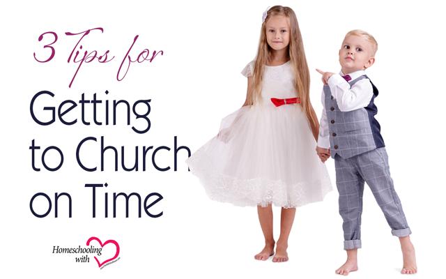 church on time