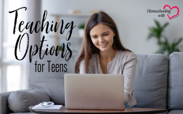 teaching options