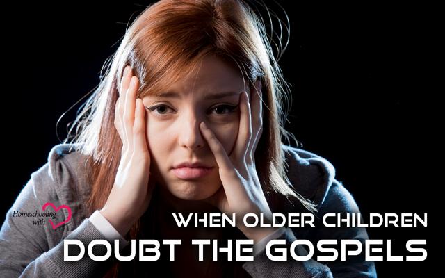 doubt the gospels