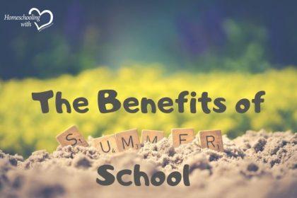 benefits of summer school