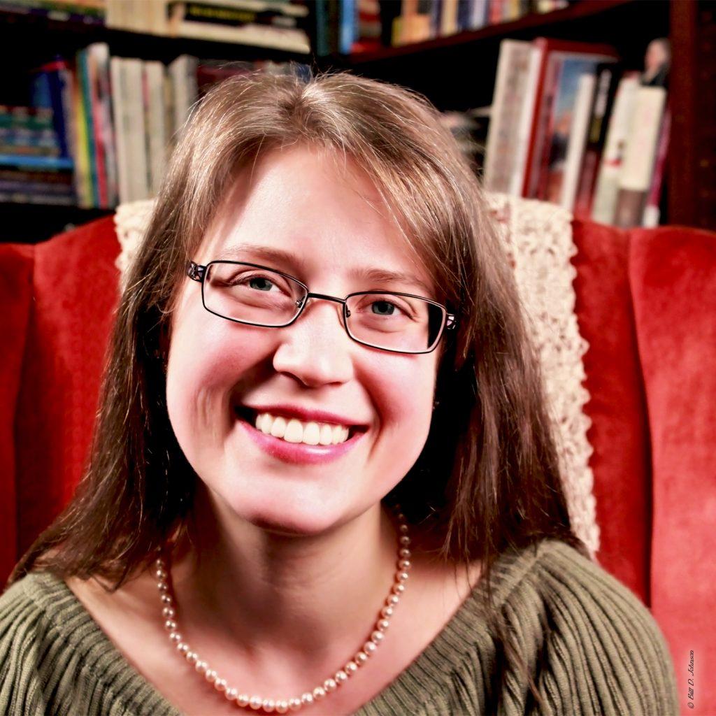 author Danika Cooley