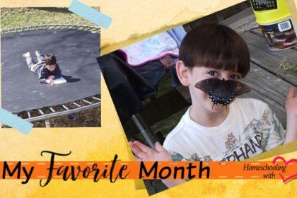 favorite month