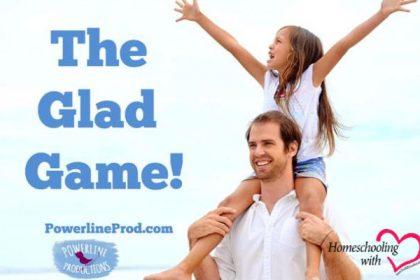 glad game