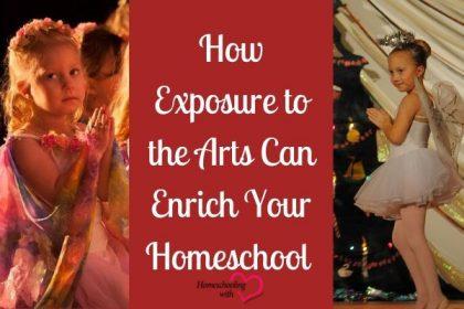 enrich your homeschool