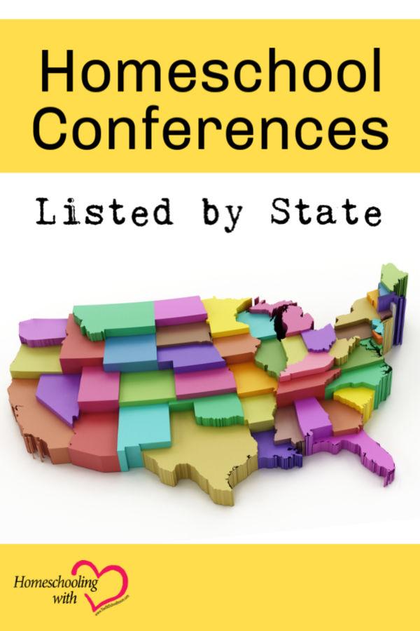 2020 homeschool conferences