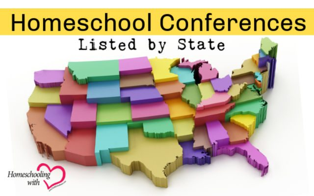 2020 homeschool conferences