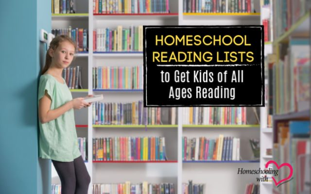 homeschool reading lists