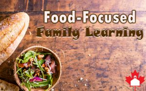 Food-Focused Family Learning