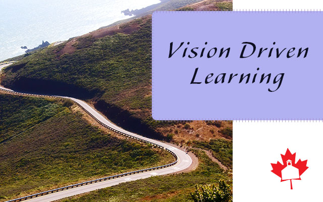 Vision Driven Learning