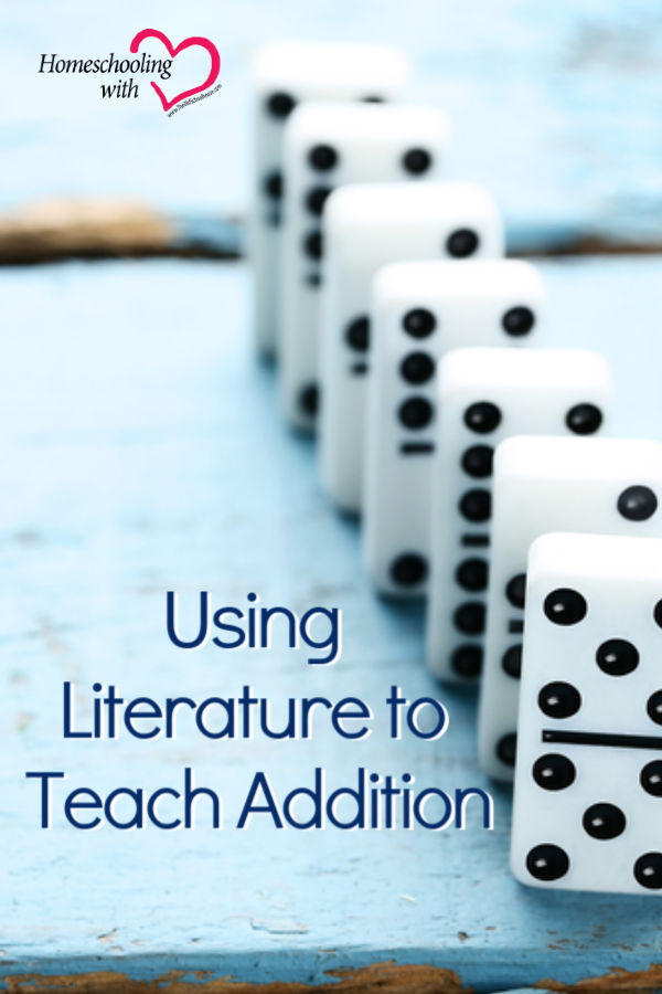 Using Literature to Teach Addition