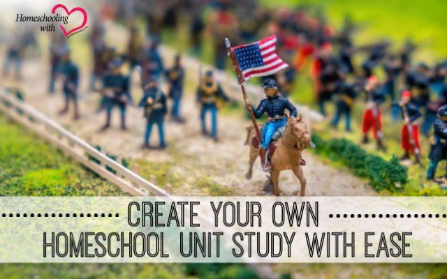 homeschool unit study