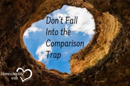 comparison trap