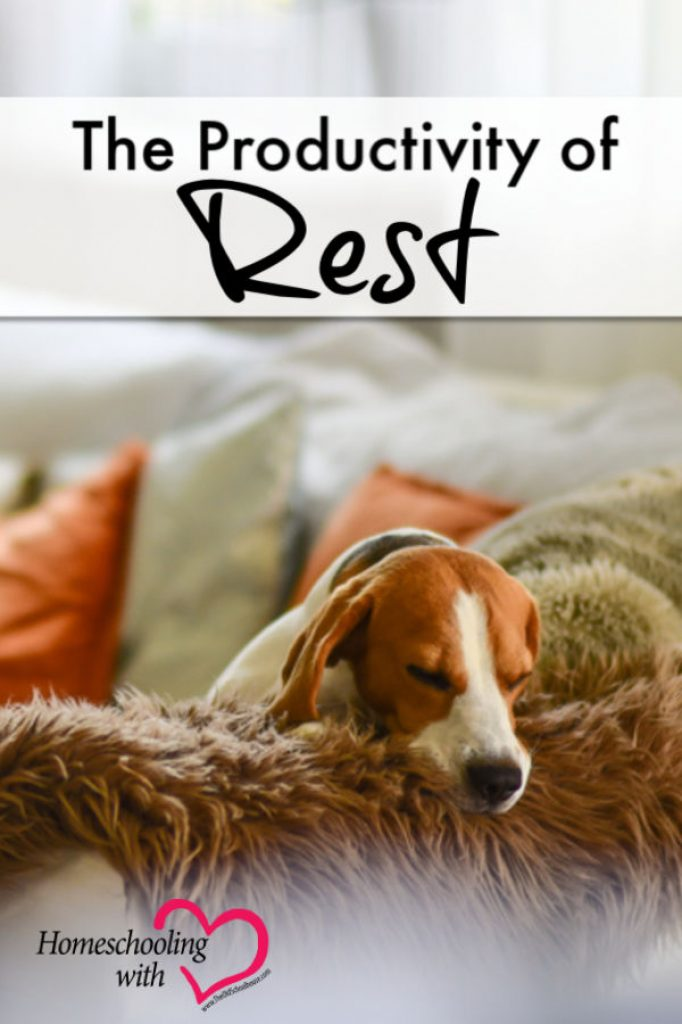 The Productivity of Rest