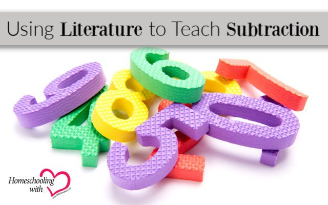 teach subtraction