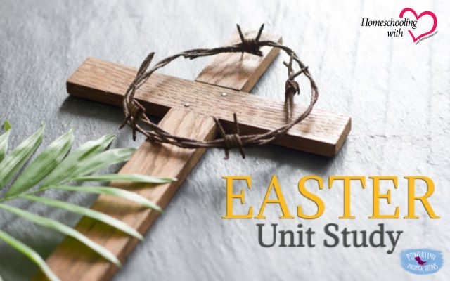 easter unit study