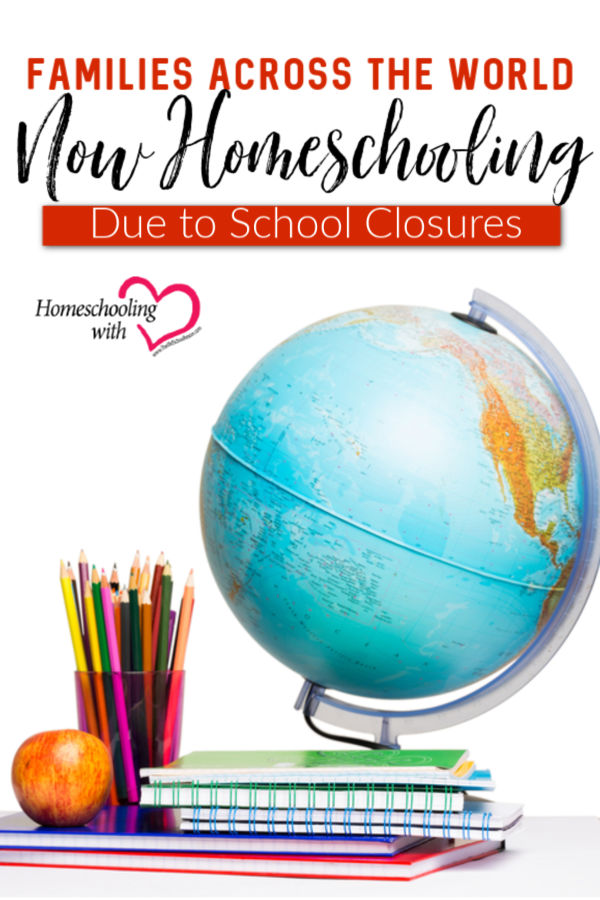 Families across the world are homeschooling due to school closures. Get the tools and encouragement you need to succeed at homeschooling all ages.