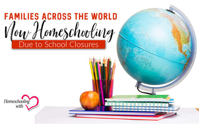 Families across the world are now homeschooling due to school closures. Get the tips and tools you need to be a successful homeschooling family.