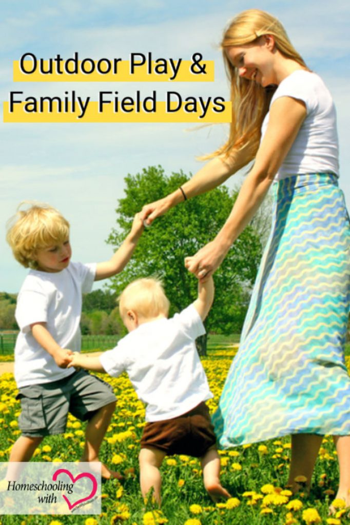 Outdoor Play & Family Field Days