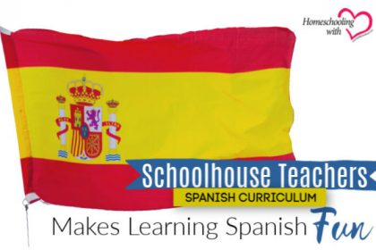 homeschool spanish curriculum