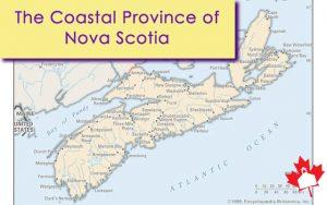 The Coastal Province of Nova Scotia
