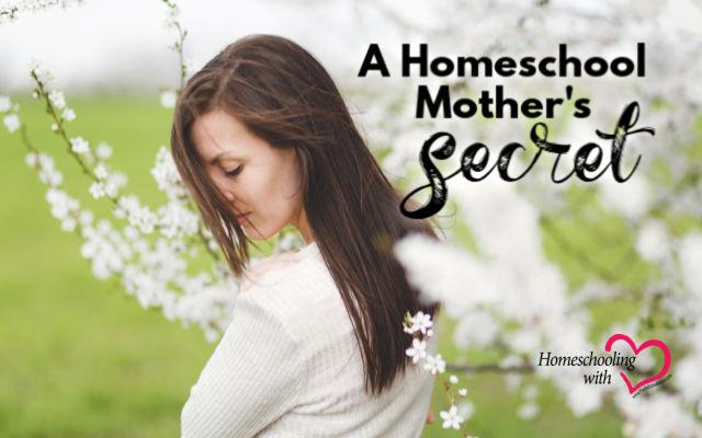 homeschool mother