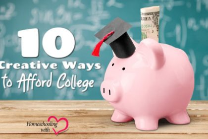ways to afford college
