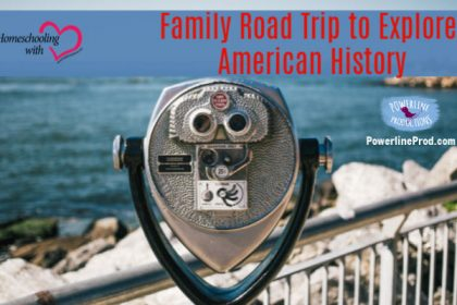 road trip to explore american history
