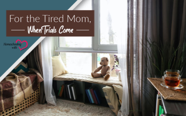 tired mom