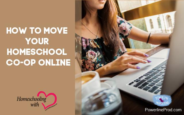 homeschool co-op online