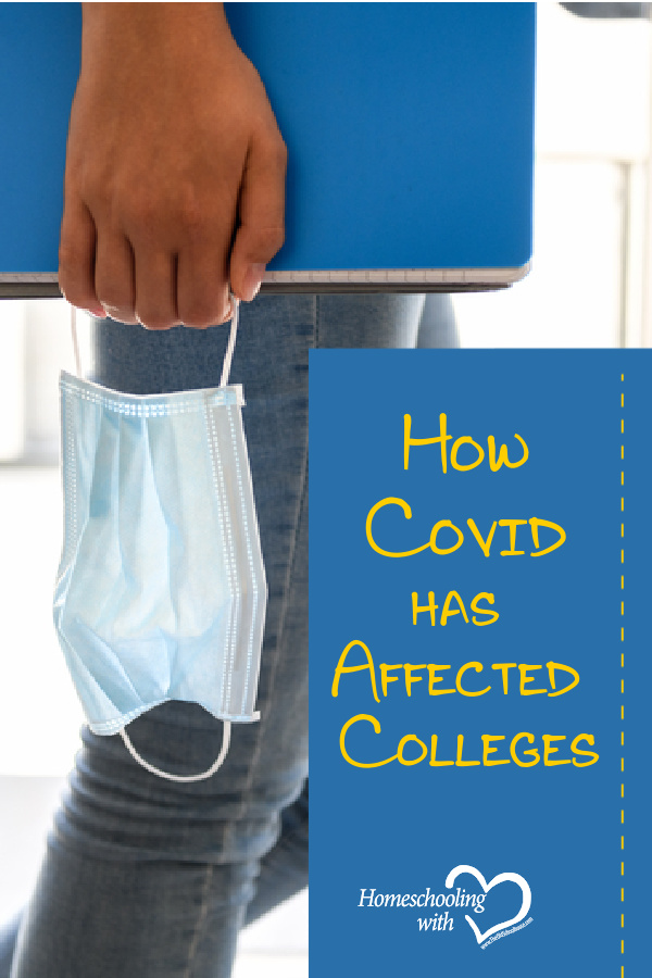 how covid has affected colleges