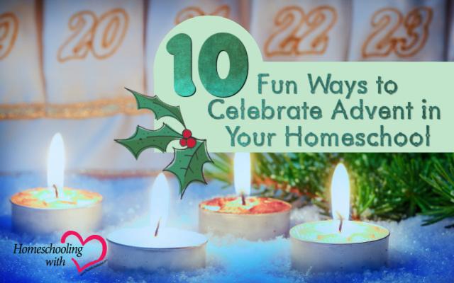 ways to celebrate advent