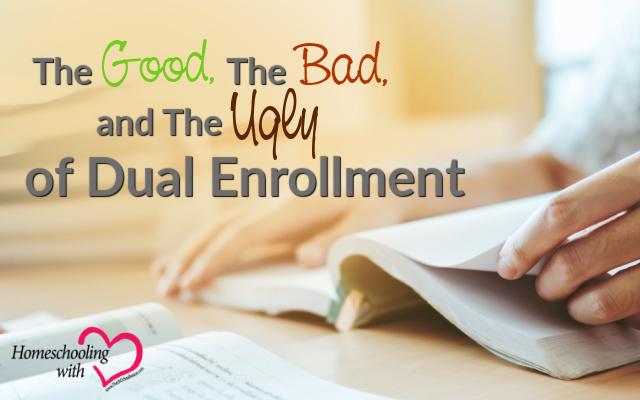 good bad dual enrollment